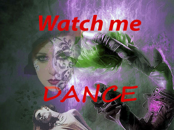 Watch Me Dance | By Kathy Petrakis,  Antartis Productions